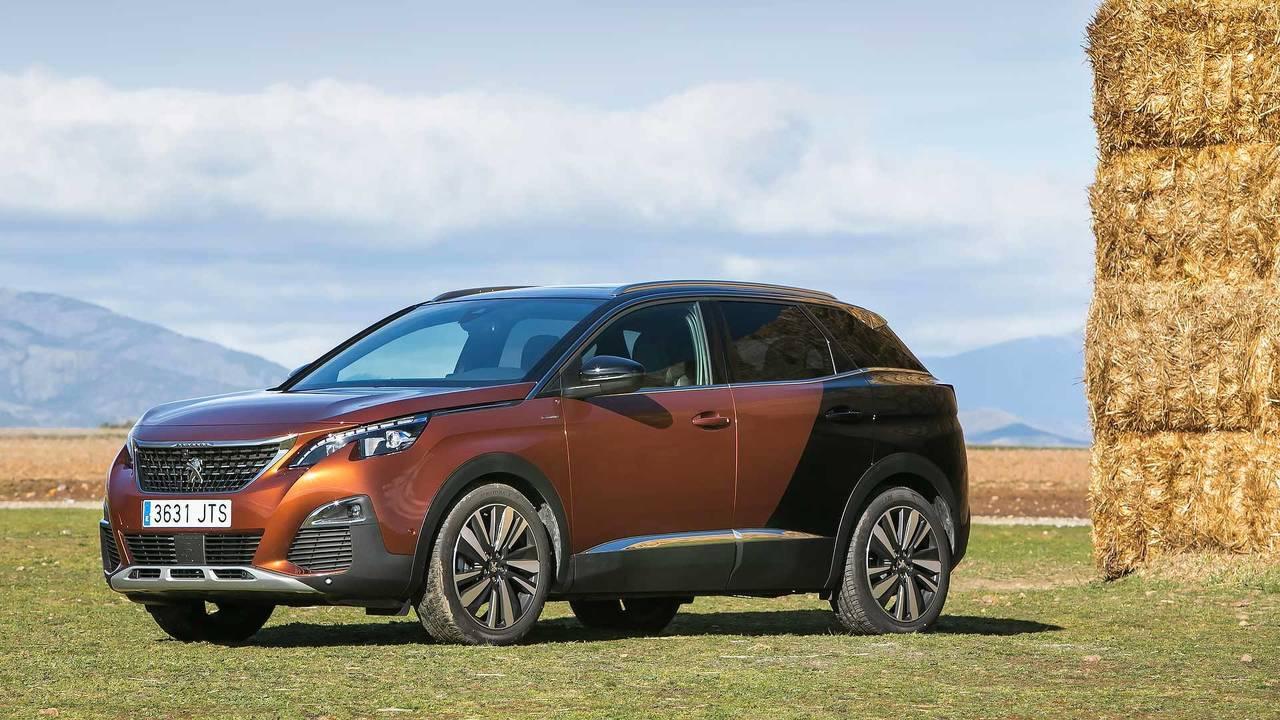 Peugeot 3008 2018 y...
