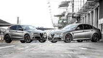 Alfa Romeo Giulia y Stelvio NRING 2018