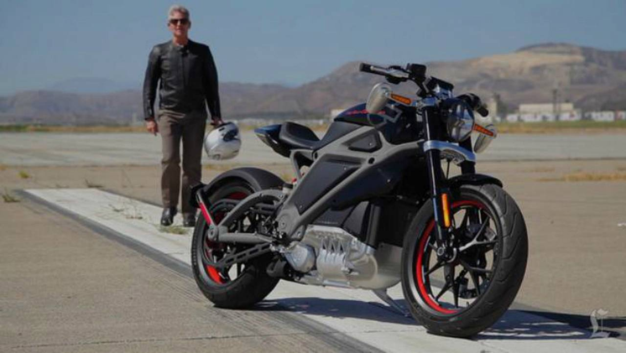 We Relentlessly Hound Harley-Davidson About Project LiveWire, Over a Few Beers