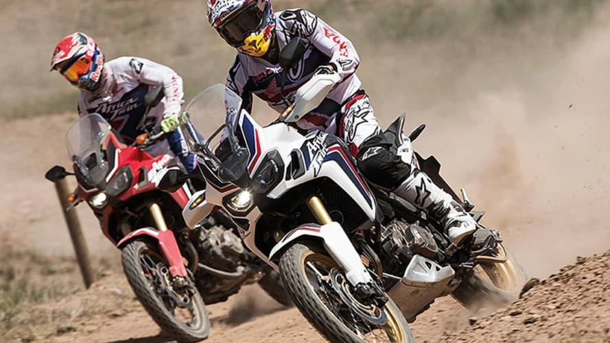 2016 Honda Africa Twin Riding Impressions - From Marc Marquez and Dakar Rally Racer Joan Barreda