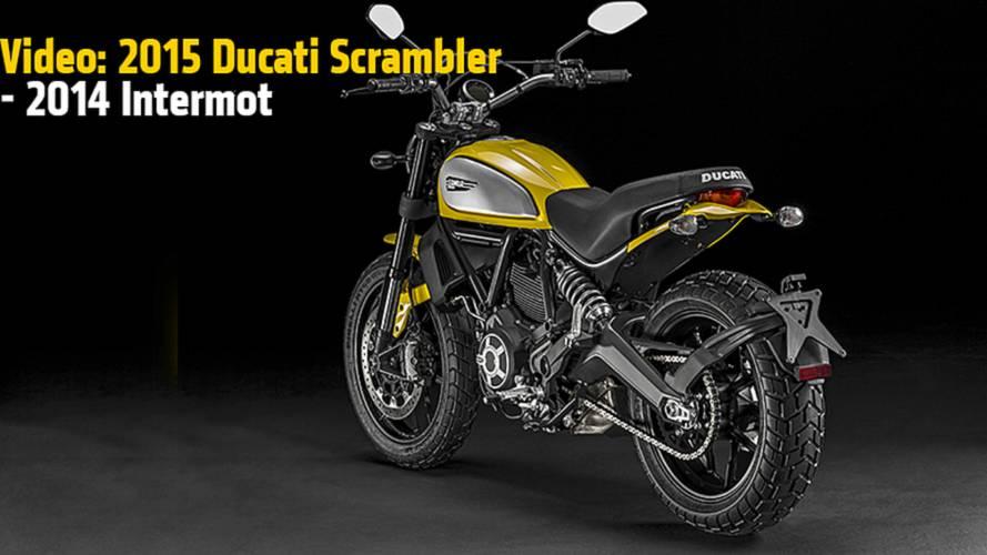 Video: 2015 Ducati Scrambler - 2014 Intermot