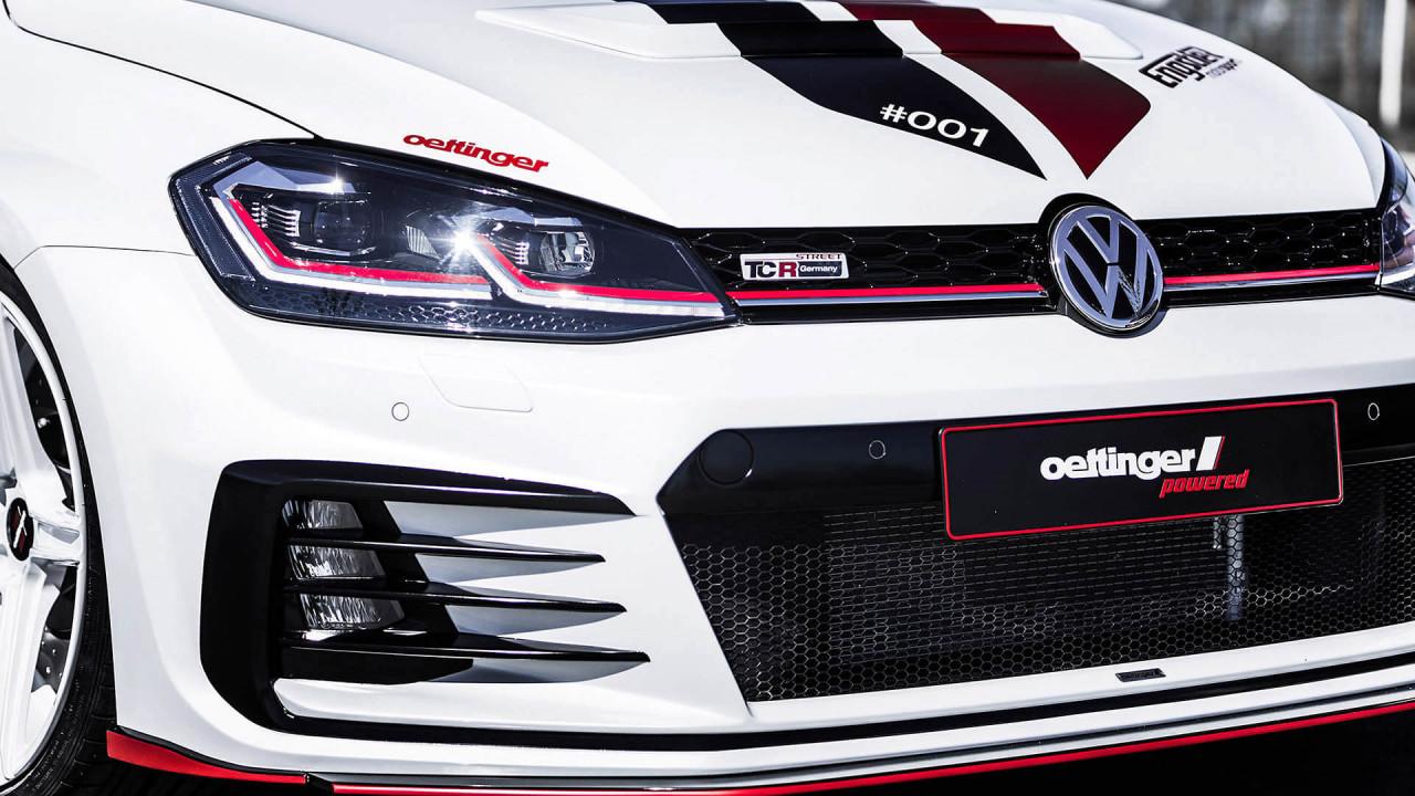 Oettinger Modifiyeli Golf GTI