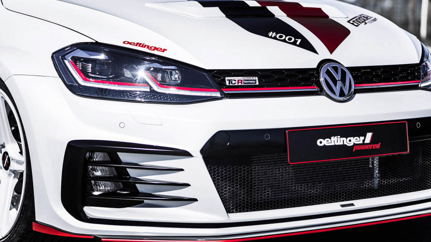 Oettinger Modifiyeli Golf GTI