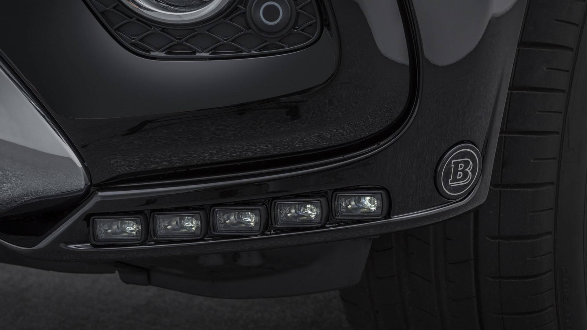 f8133f2fc2 Brabus reveals tuned Mercedes X-Class pickup truck