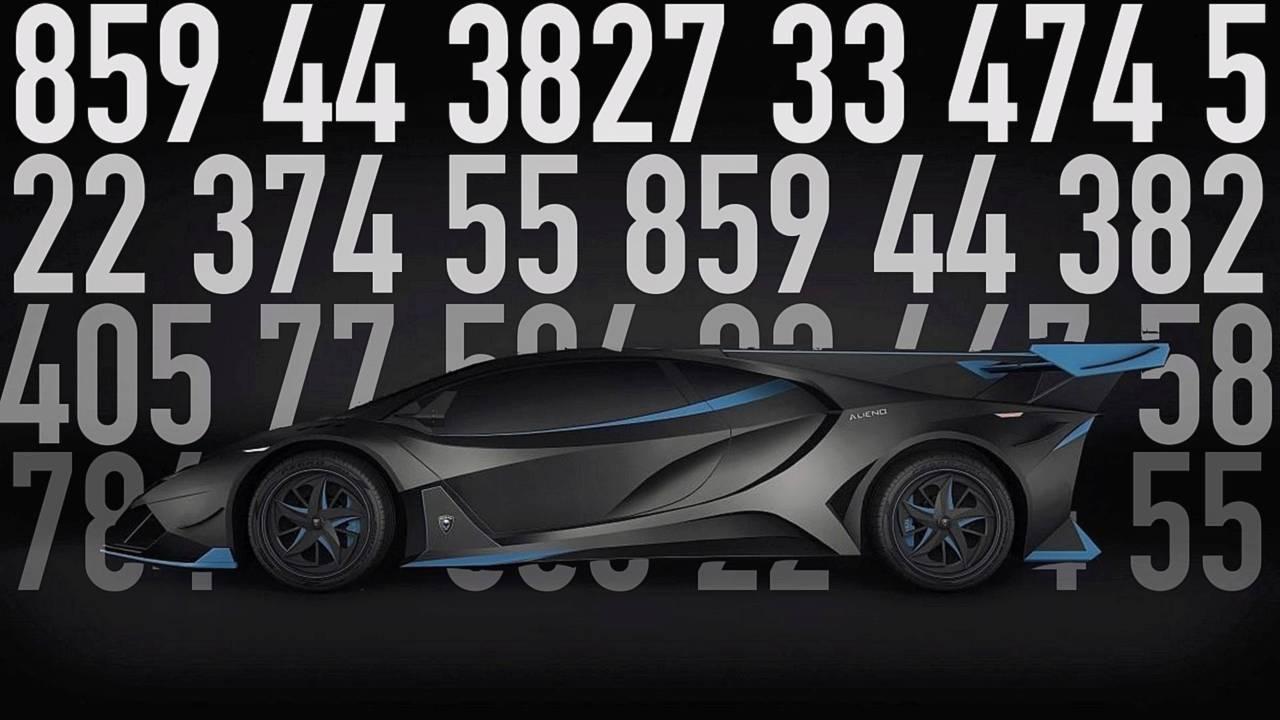 Alieno Motor Math