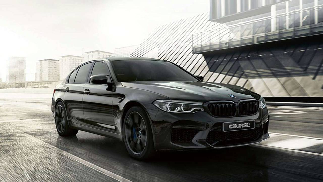 BMW 5 Series and M5 Mission Impossible Edition