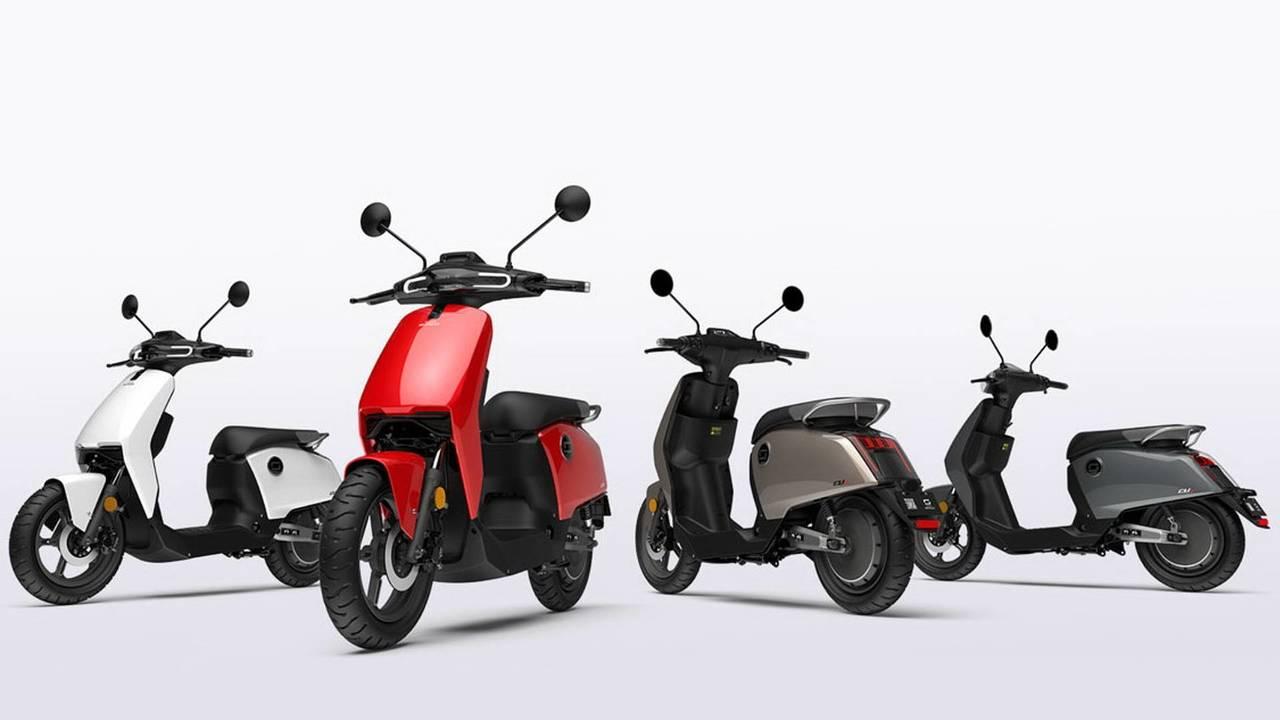 Scooter eléctrico Xiaomi Super Soco