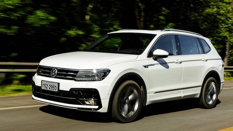 Volkswagen Amarok e Tiguan ficam até R$ 6 mil mais caros