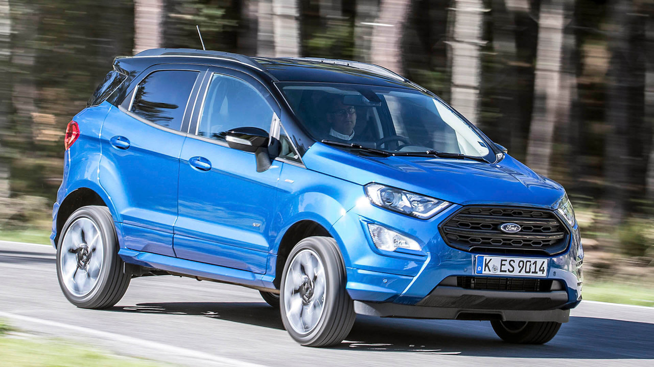 Ford EcoSport 1.0 EcoBoost (92 kW)