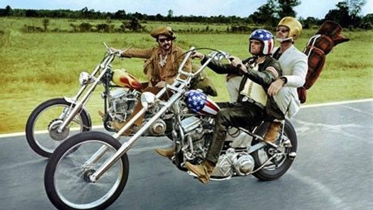 Online Find eBay Edition - Laurence Fishburne's Captain America Chopper
