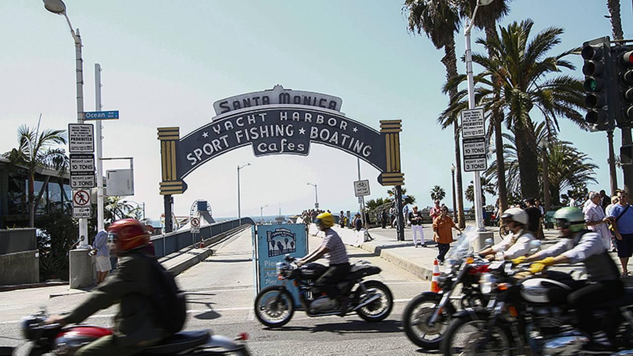 World Superbike Laguna Seca Giveaway - RideApart/Pirelli LA Ride