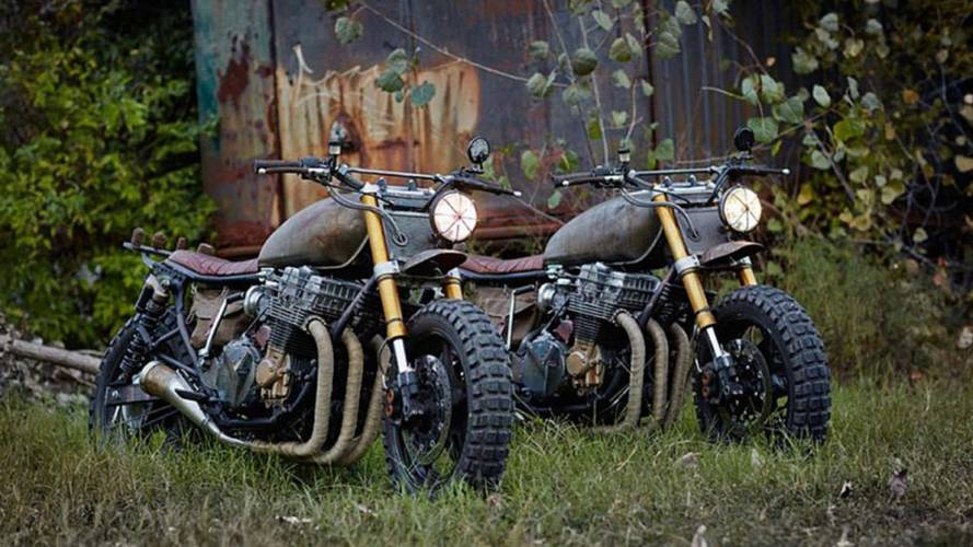 Classified Moto's Walking Dead Custom Motorcycle - New Photos