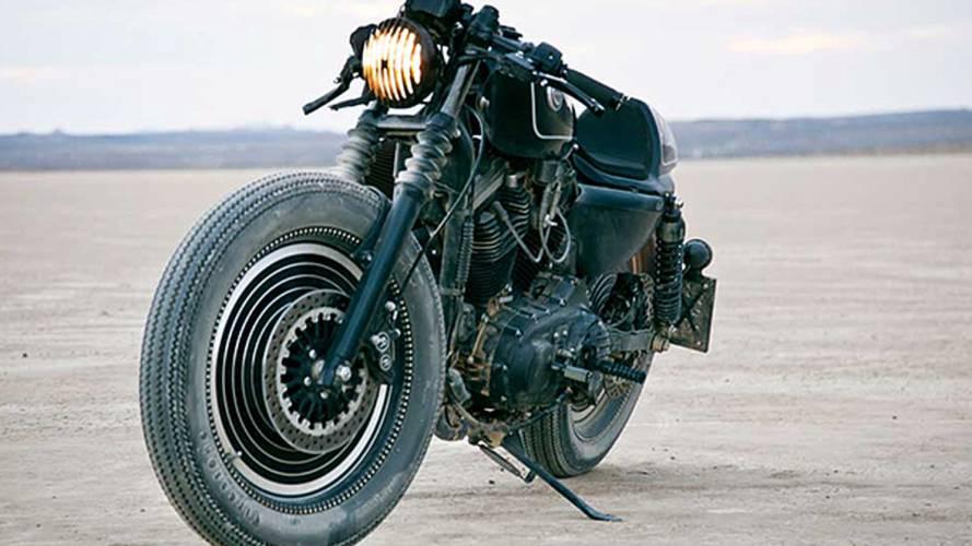 Custom: RSD x Technics Sportster