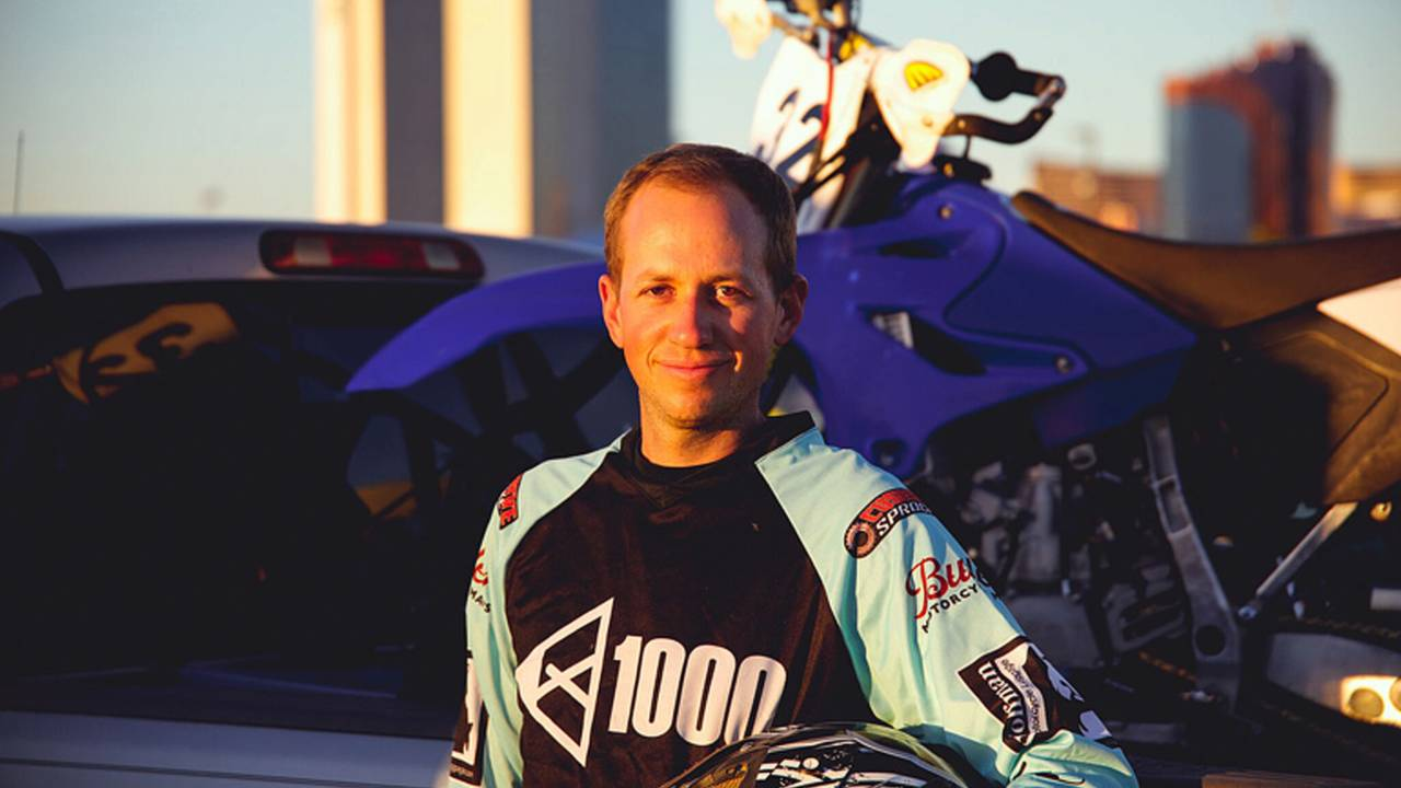Masochism and Motorcycles - Amateur Hour at Enduro X