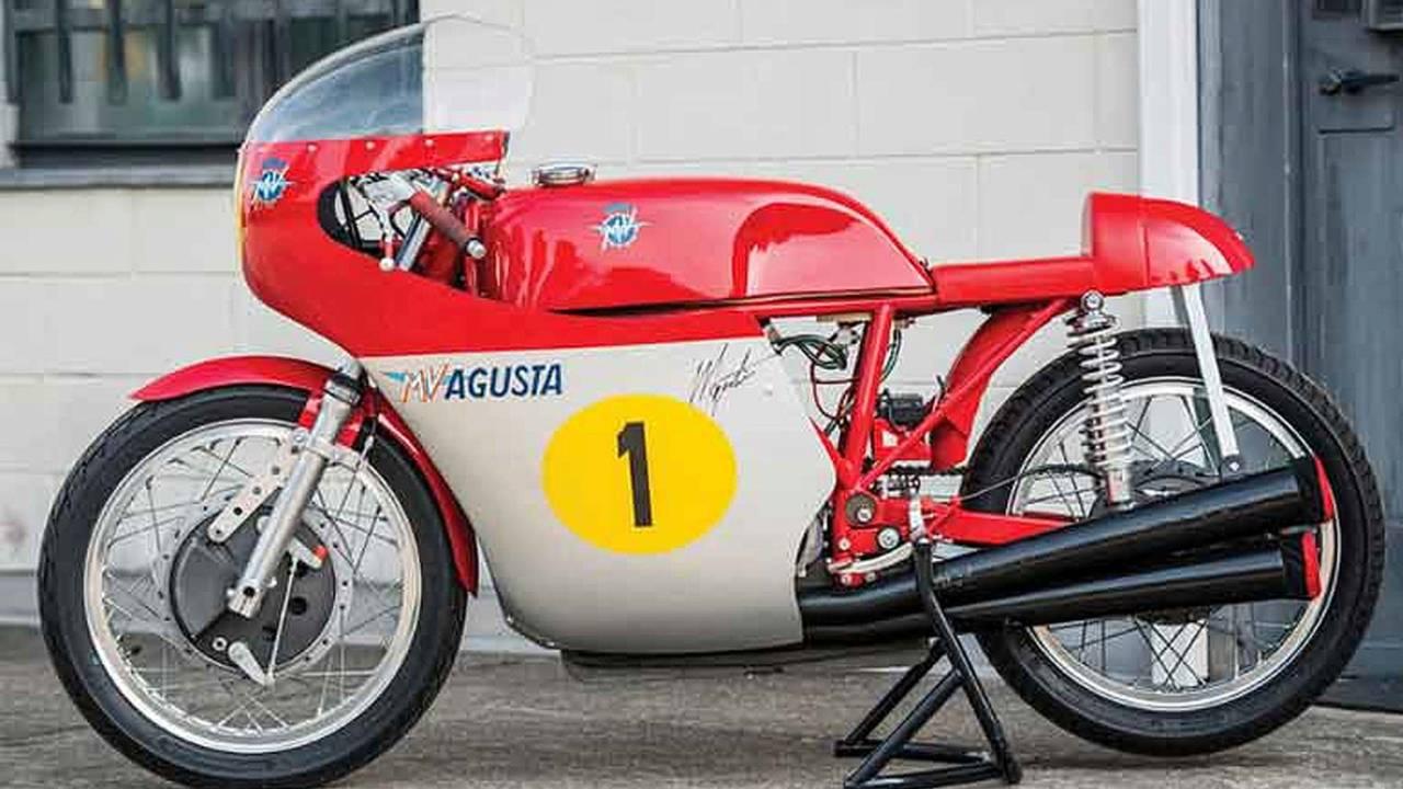 Agostini MV Triple Replica on the Block