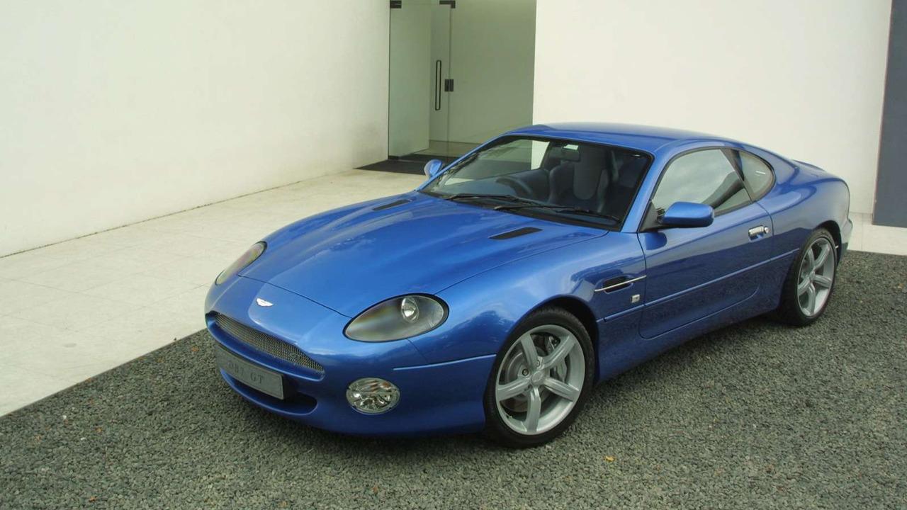 20. Aston Martin DB7 (1994-2004): 6.640 unidades