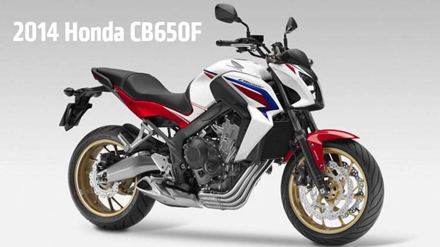 2013 EICMA: 2014 Honda CB650F and CBR650F - First Look