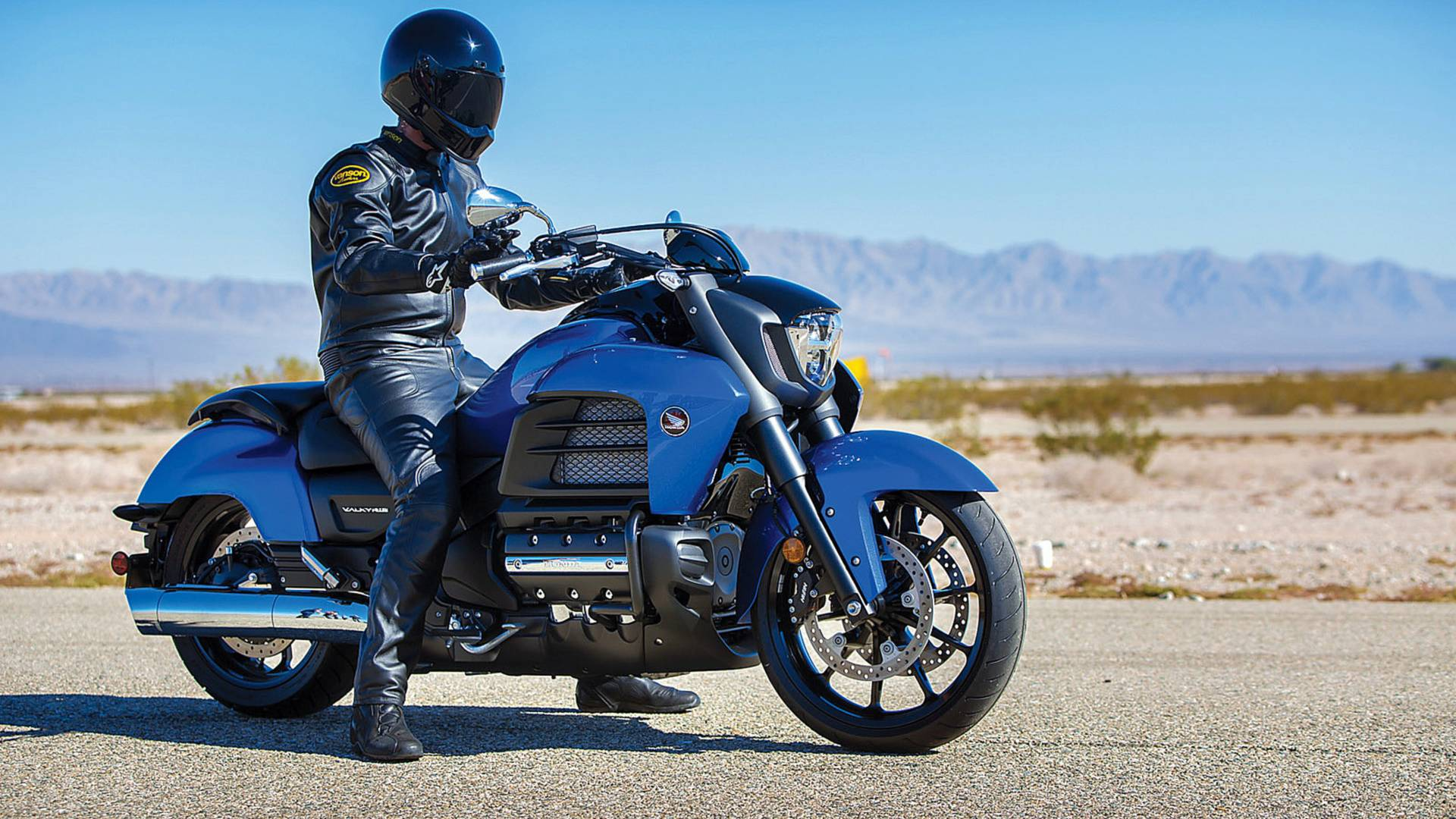 2014 Honda Valkyrie First Official Photos And Specs