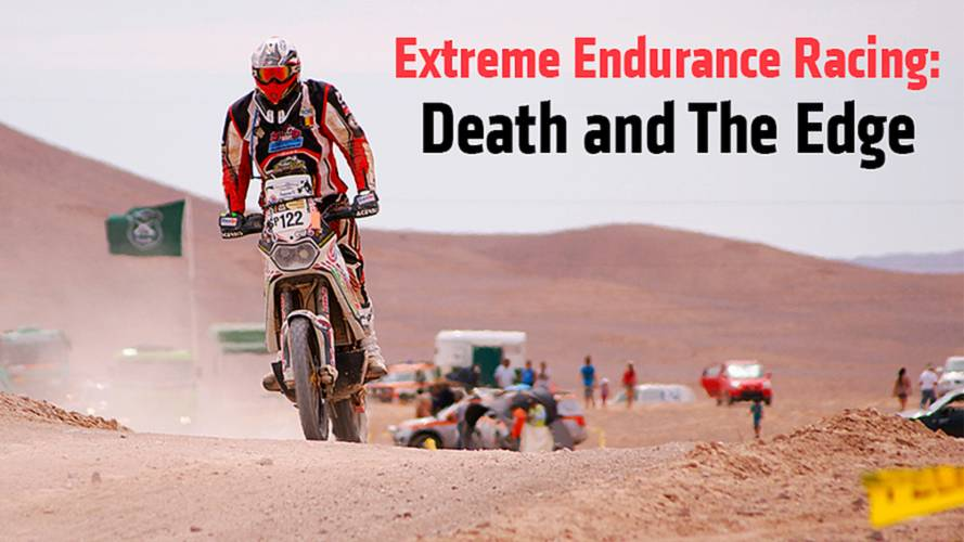 Extreme Endurance Racing: Death and The Edge