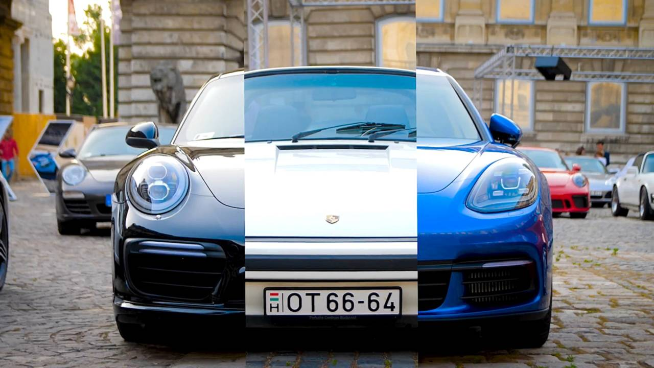 Porsche évforduló