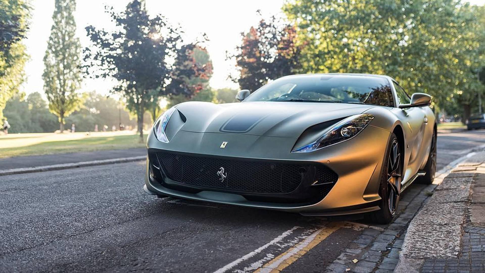 Gordon Ramsay S New Ferrari Came As A Surprise