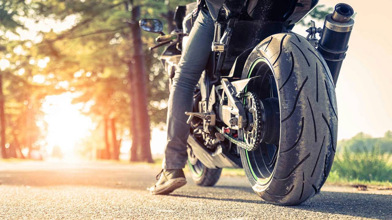 Make sure your tires are up to the job of summer riding.