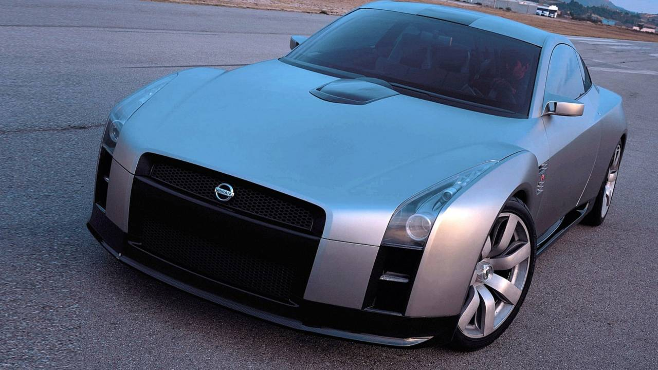 2001 Nissan GT-R: Concept We Forgot