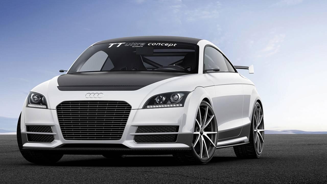 Audi TT Ultra Quattro Konsepti
