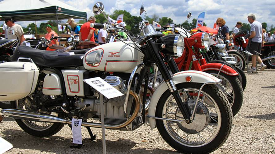 AMA Volunteers Wanted for Vintage Motorcycle Days (VMD