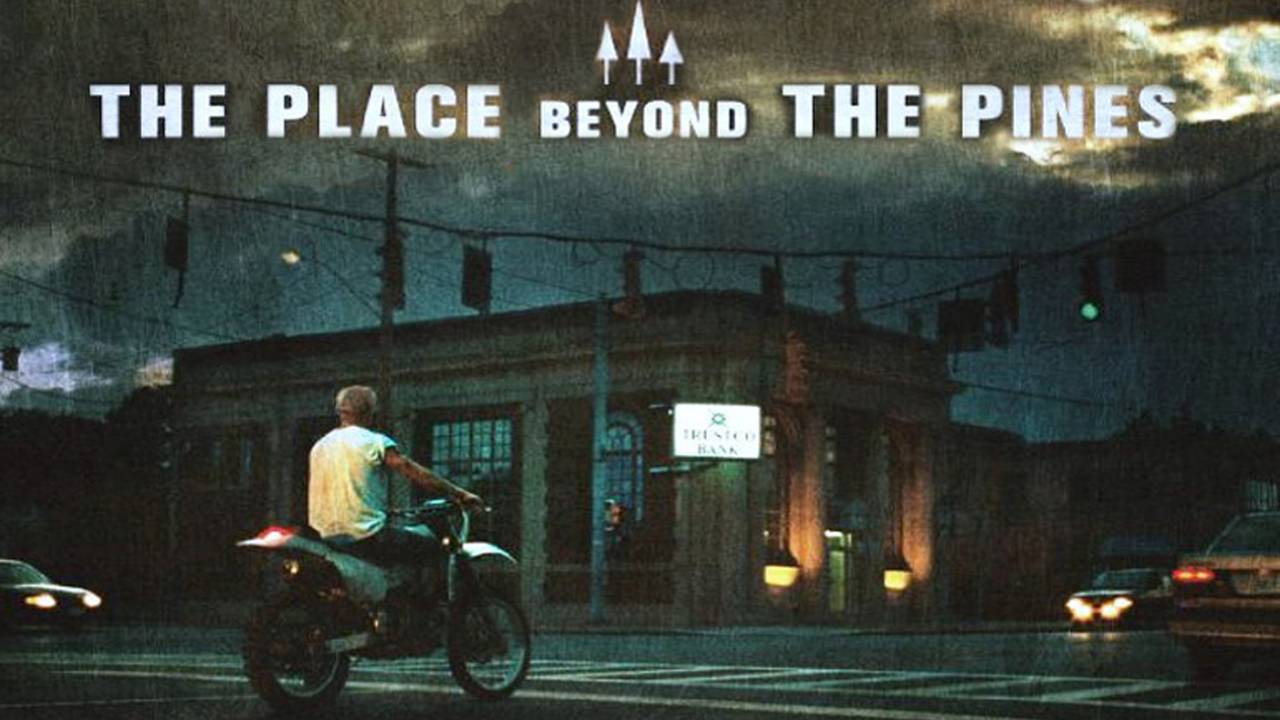 The Place Beyond the Pines (2012) - Moto Movie Review