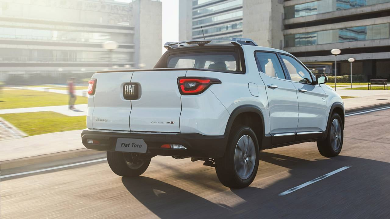 Fiat Toro Volcano 2.0 Diesel 4x4 2019
