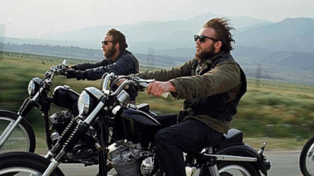 It's Not So Easy To Start A Motorcycle Gang