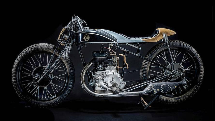 Bike of the Week: George Woodman's Smoking Black Fish
