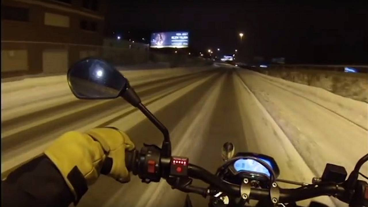 Zero Below Zero Blog—Right On! Bruce's First Ride - Reposted