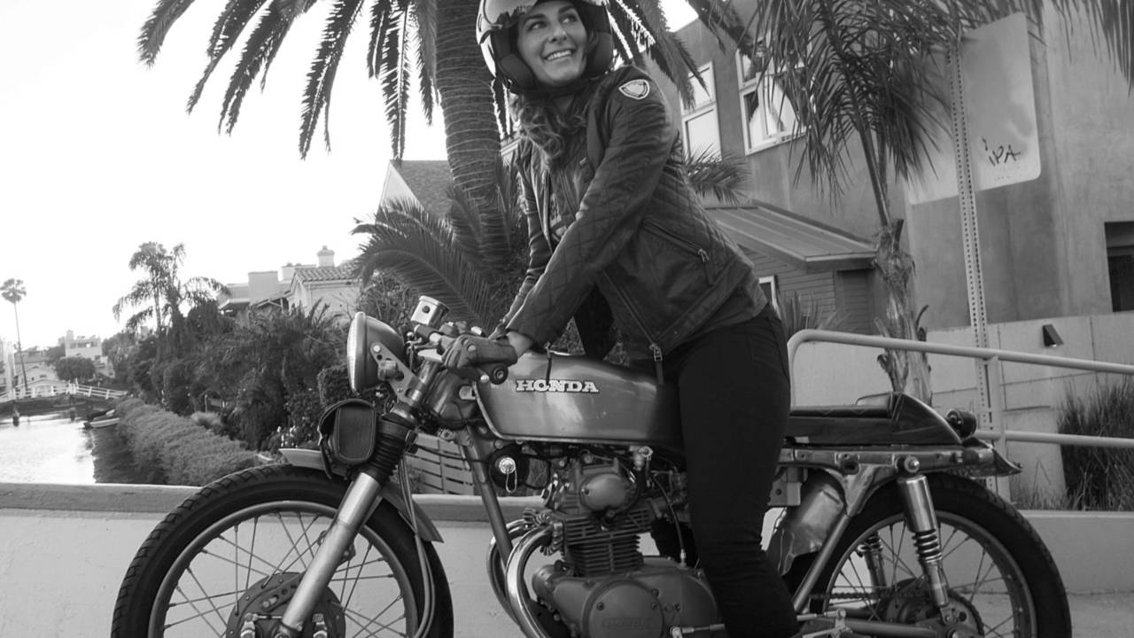 Female Motorcycle Ownership On the Rise