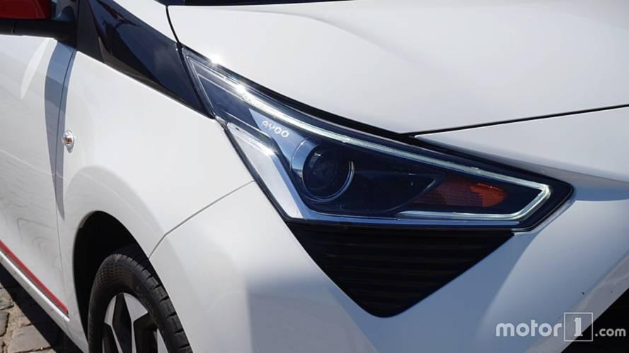 Essai Toyota Aygo restylée