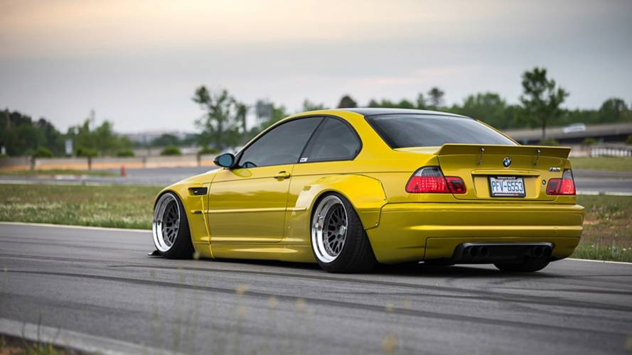 Widebody BMW M3 Pandem Rocketbunny