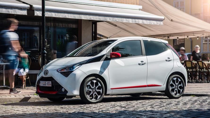 Primera prueba Toyota AYGO 2018: un urbano más llamativo y tecnológico