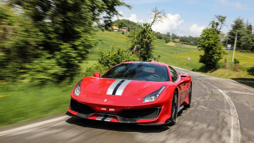Il V8 biturbo Ferrari è per la quarta volta motore dell'anno