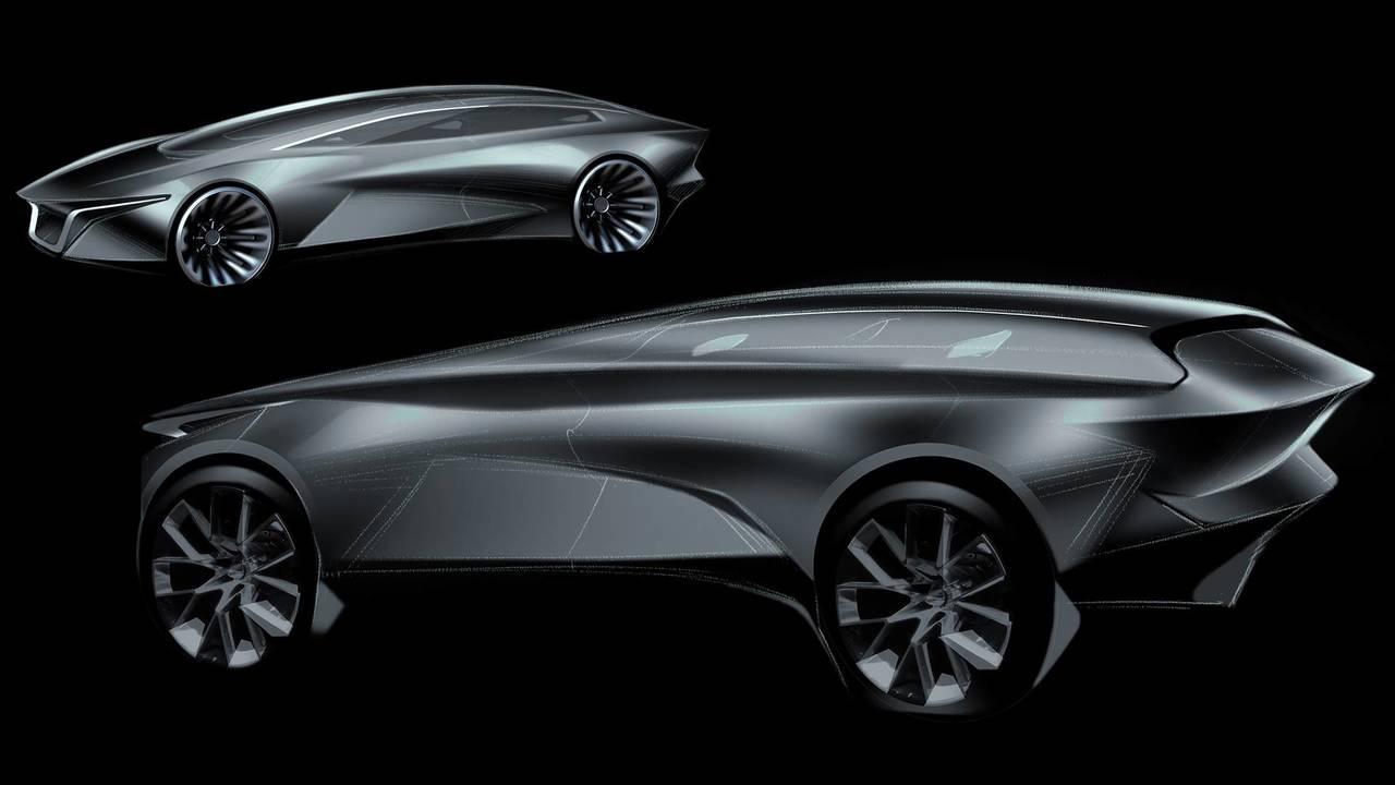 Lagonda SUV announced for 2021
