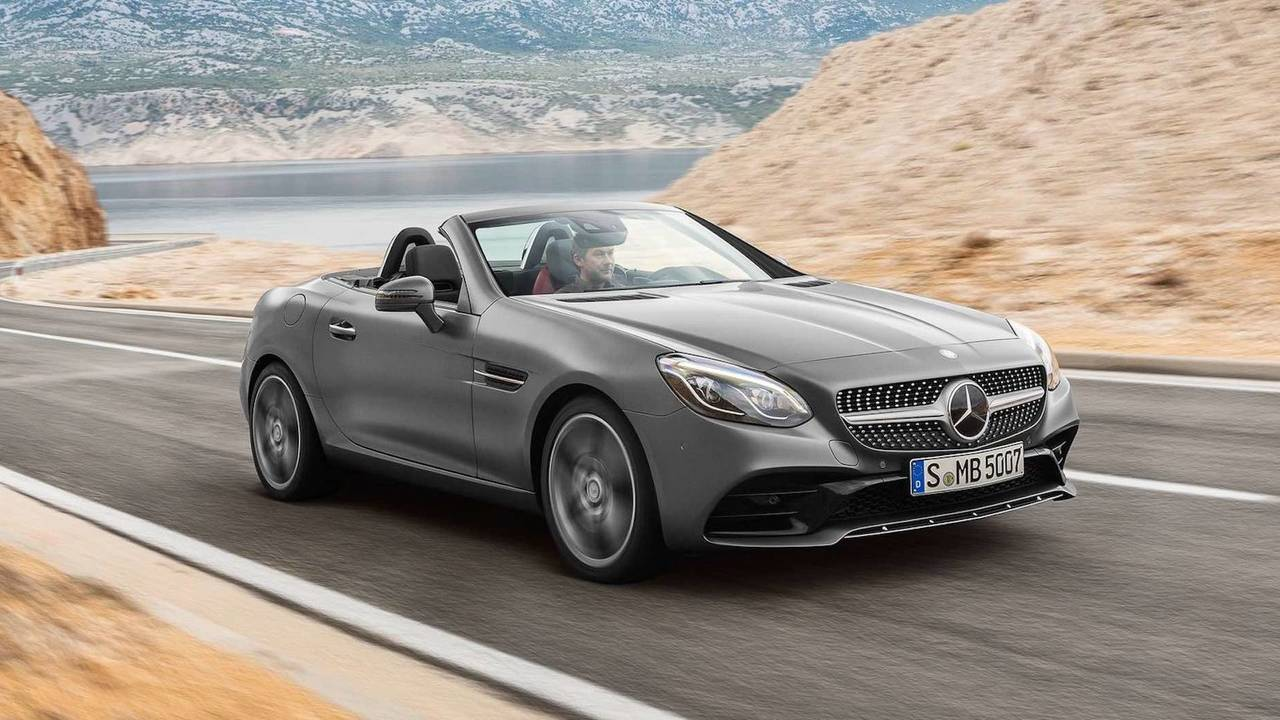 Mercedes-Benz SLC 2018