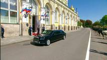 Nueva limusina de Vladimir Putin
