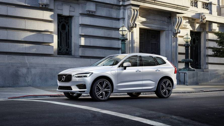 Gamme Volvo