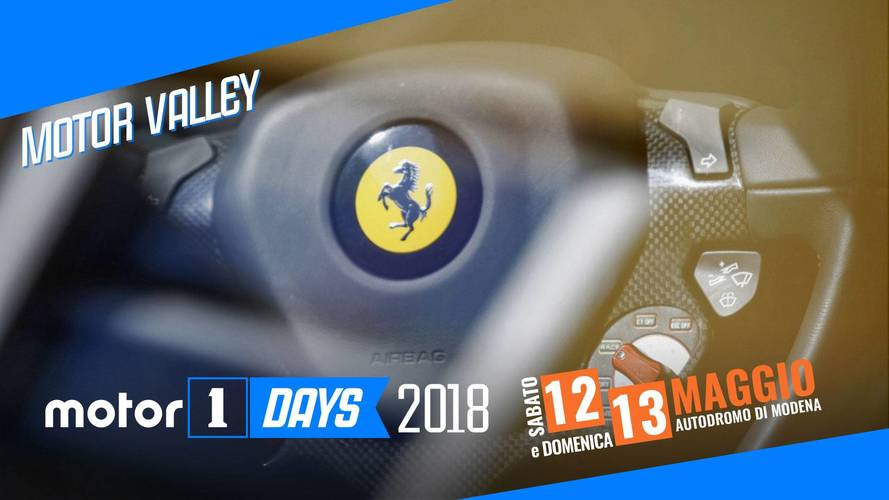 Motor1Days, le 10 cose da fare nella Motor Valley