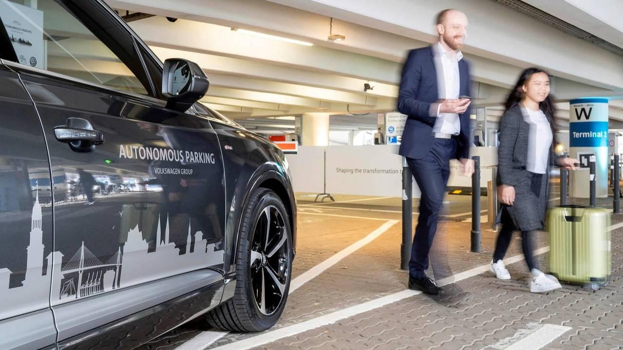 Volkswagen Autonomous Parking