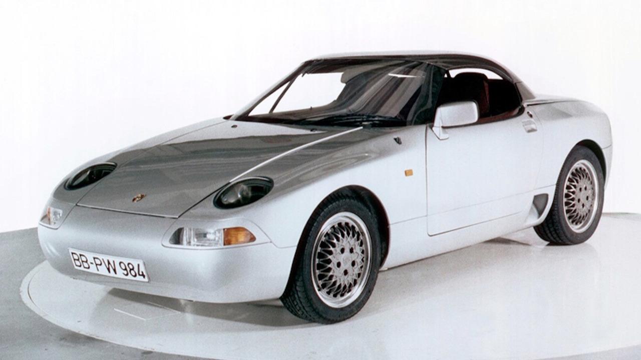 Proyecto PS (Porsche-SEAT) - Comienzos de los 80