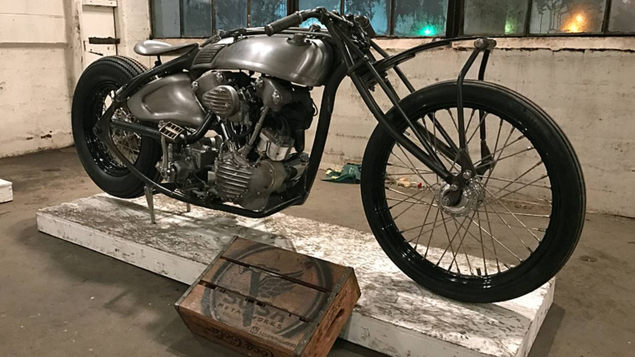 The One Moto Show 2017 - Photo Gallery