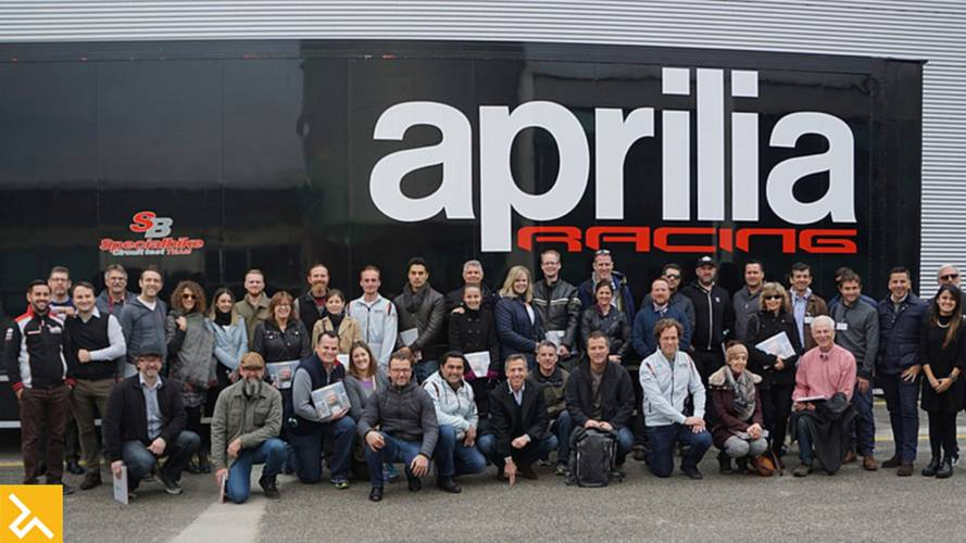 Piaggio Hosts Top Dealer Tour in Italy