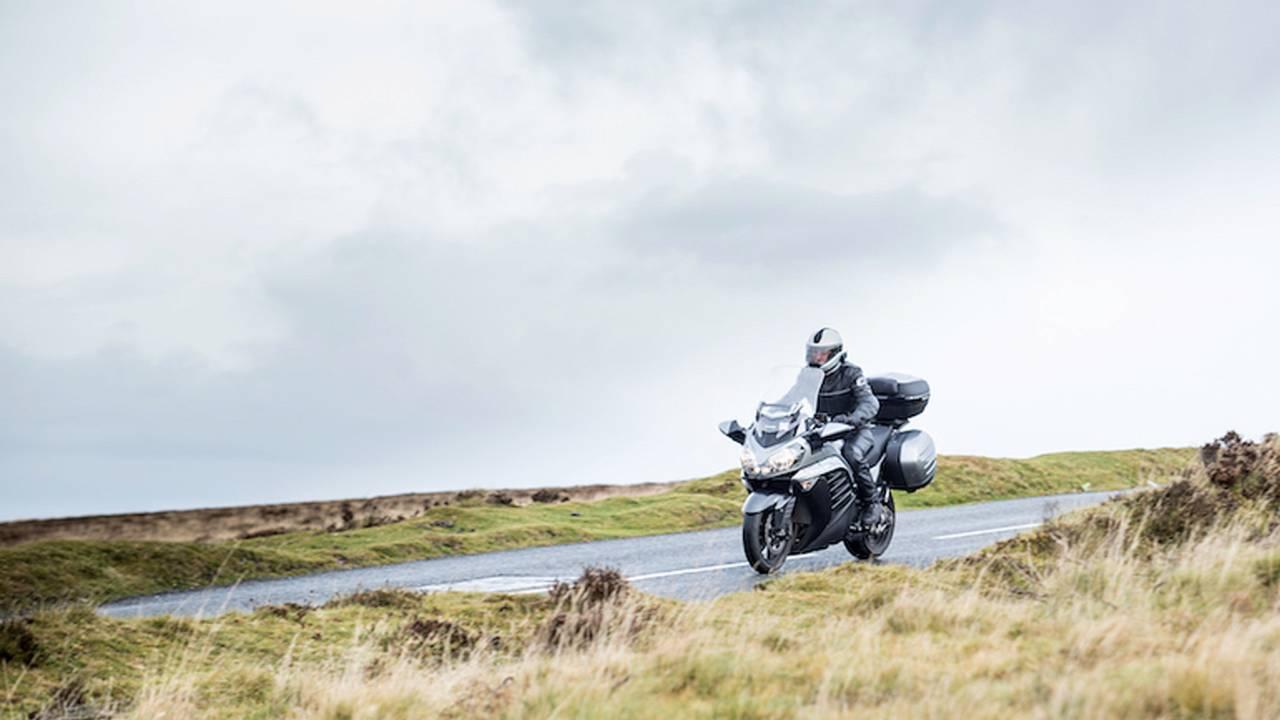 2017 Kawasaki GTR1400 (Concours 14) – Ride Review