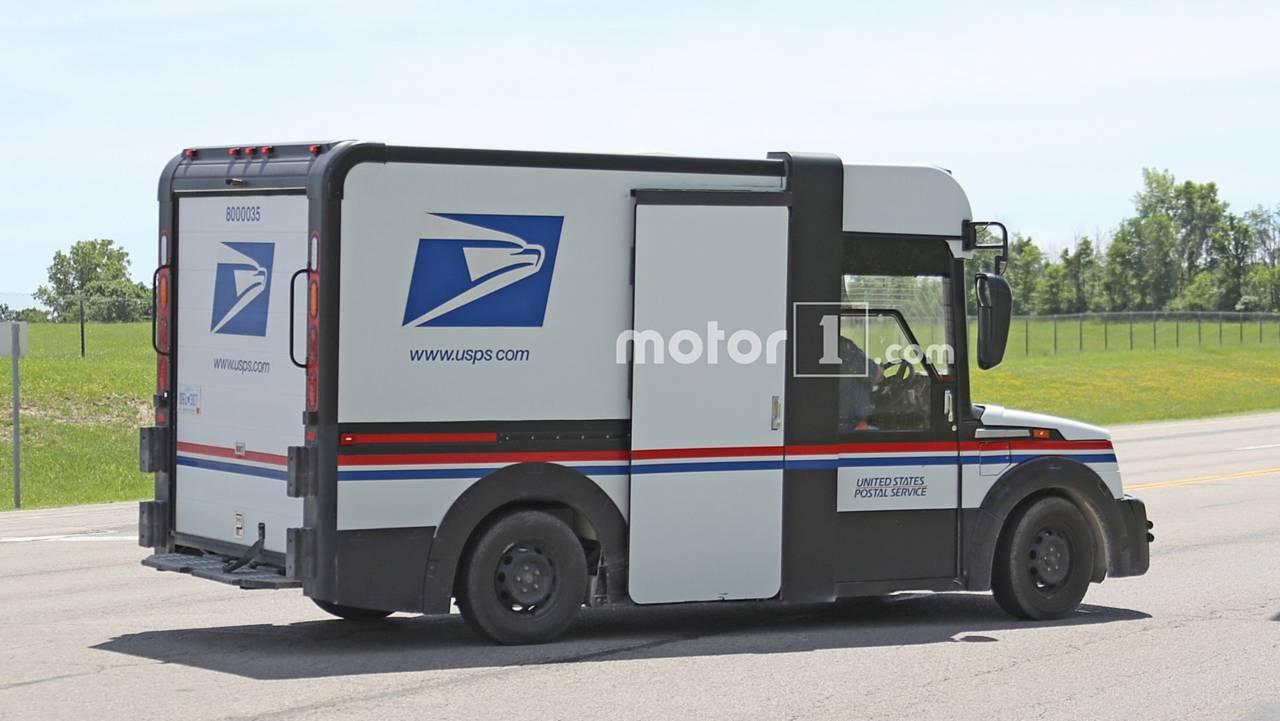 America S Next Postal Truck By Karsan Spied Testing Again